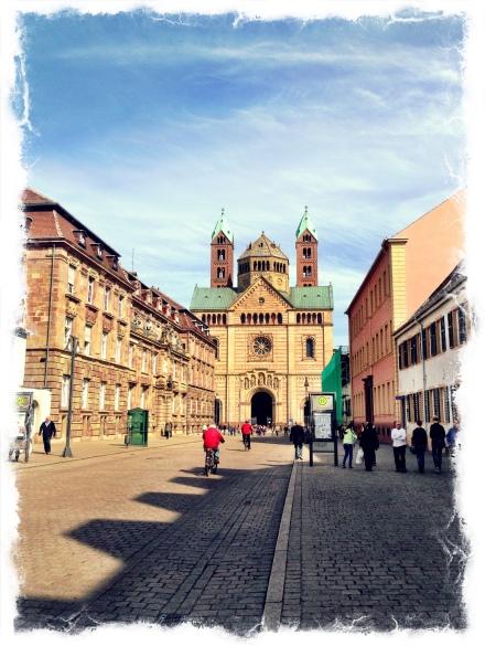 Speyerのドーム